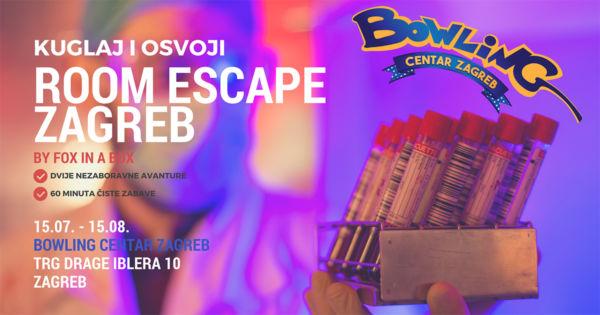 Kuglaj i osvoji Room Escape