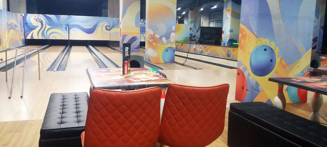 Bowling Centar Rijeka - Kooglana & Food bar